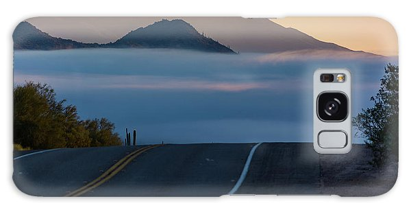 Desert Inversion Highway Galaxy Case