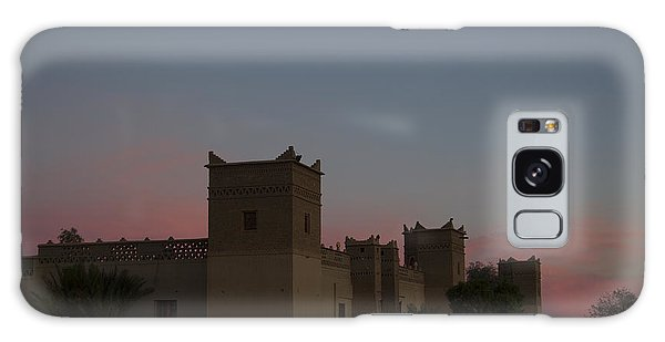 Desert Kasbah Morocco 2 Galaxy Case