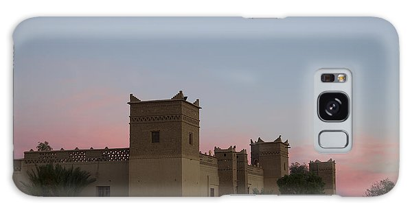 Desert Kasbah Morocco Galaxy Case