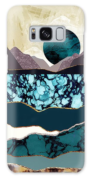 Landscape Galaxy Case - Desert Lake by Katherine Smit