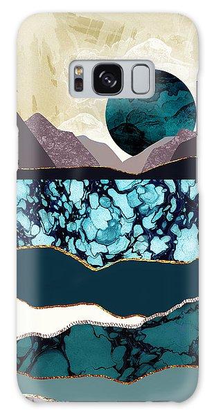Landscape Galaxy Case - Desert Lake by Katherine Smit