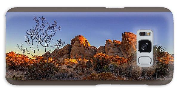 Desert Light Galaxy Case