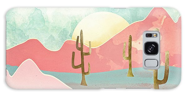 Landscape Galaxy Case - Desert Mountains by Spacefrog Designs