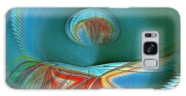 Patina Galaxy Case - Desert Patina by Julia Mullin