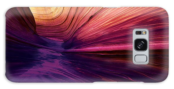 Coyote Galaxy Case - Desert Rainbow by Chad Dutson