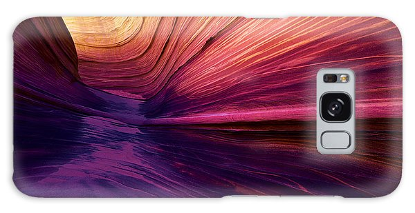Wilderness Galaxy Case - Desert Rainbow by Chad Dutson