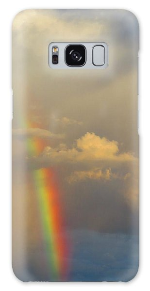 Desert Rainbow Galaxy Case