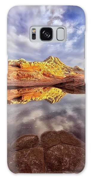 Desert Rock Drama Galaxy Case