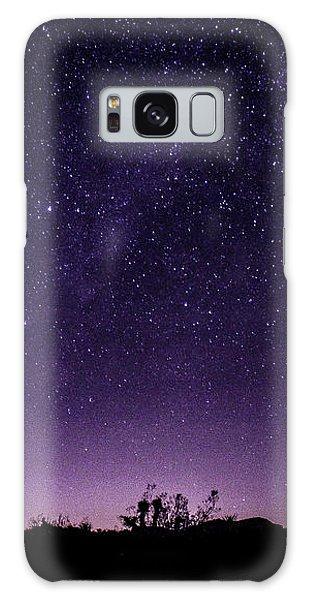 Desert Starscape Galaxy Case