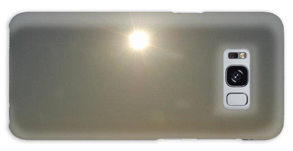 Desert Sun Galaxy Case