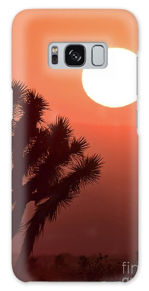 Desert Sunrise Galaxy Case