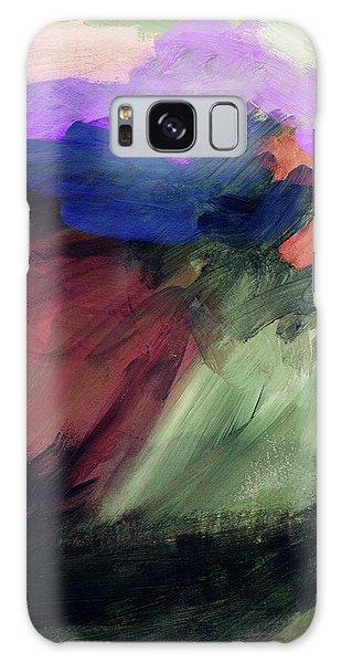 Desert Sunset Galaxy S8 Case - Desert Sunset 1- Art By Linda Woods by Linda Woods