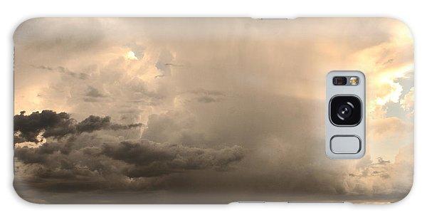 Desert Thunderstorm Galaxy Case