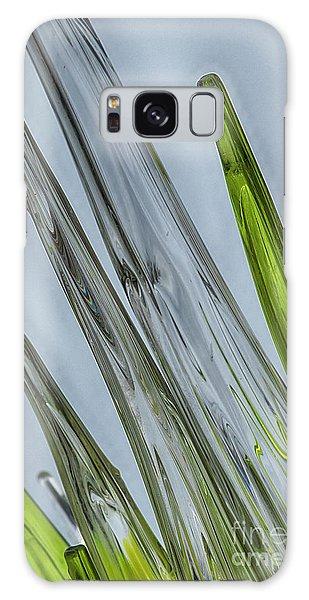 Glass Galaxy Case by Anne Rodkin