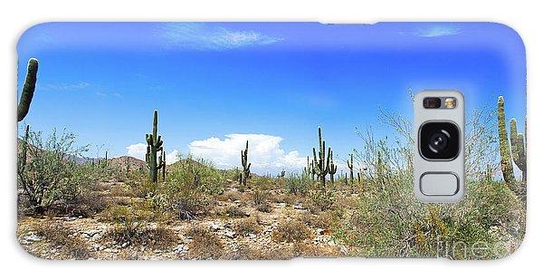 Desert View Galaxy Case