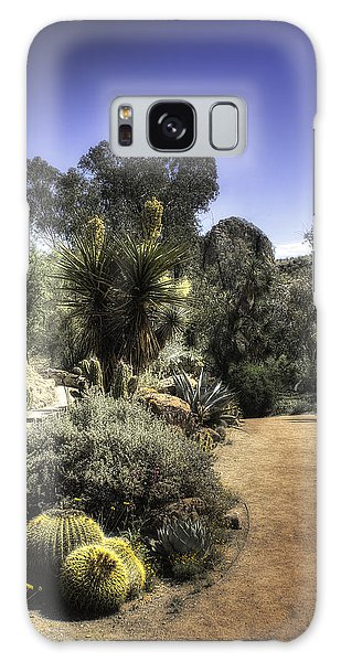 Desert Walkway Galaxy Case