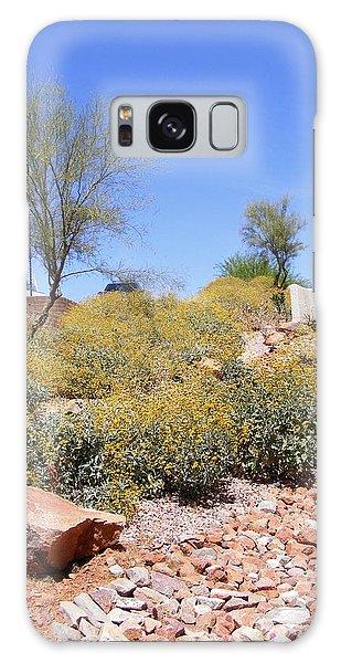 Desert Yard Galaxy Case