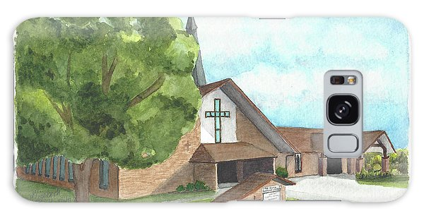 De Soto Baptist Church Galaxy Case