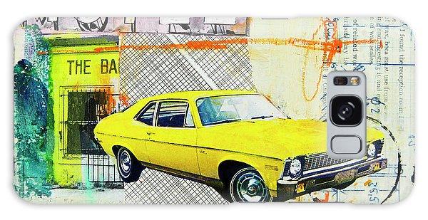 Automobile Galaxy Case - Destination Paradise by Elena Nosyreva