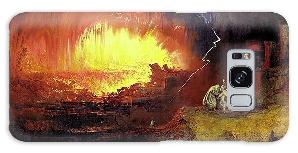 Destruction Of Sodom And Gomorah Galaxy Case
