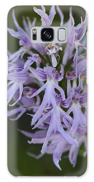 Detail Of A Orchid Galaxy Case