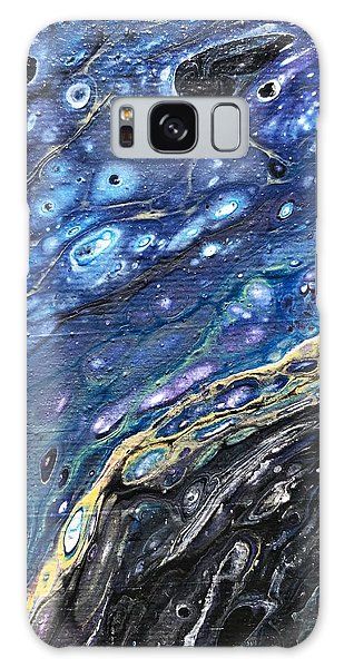Detail Of He Likes Space 3 Galaxy Case