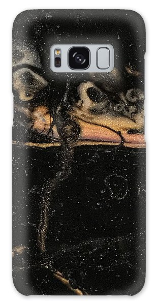 Detail Of New Orleans Saxophone Galaxy Case