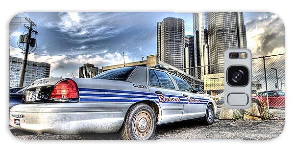 Detroit Police Galaxy Case