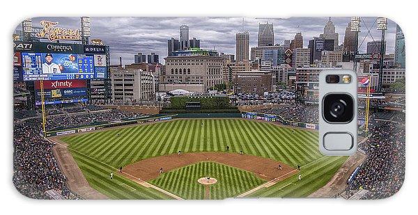 Detroit Tigers Comerica Park 4837 Galaxy Case