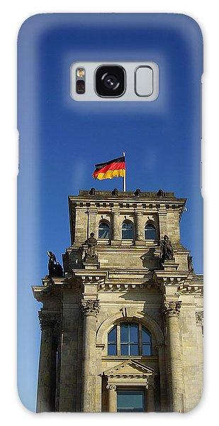 Deutscher Bundestag II Galaxy Case