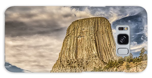 Devils Tower Inspiration 2 Galaxy Case