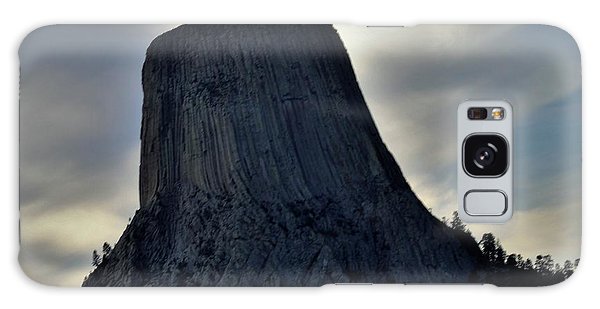 Devils Tower Galaxy Case