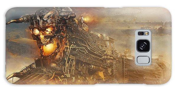 Devils Train 2 Galaxy Case