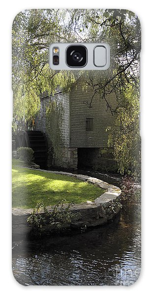 Dexter Mill Race In Sandwich Massachusetts Galaxy Case