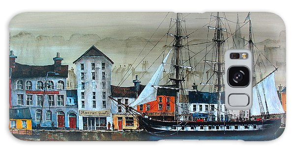 Ireland Canada Links.. The'' Dunbrody'' Famine Ship In New Ross, Wexford Galaxy Case