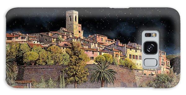 Outer Space Galaxy Case - di notte a St Paul by Guido Borelli