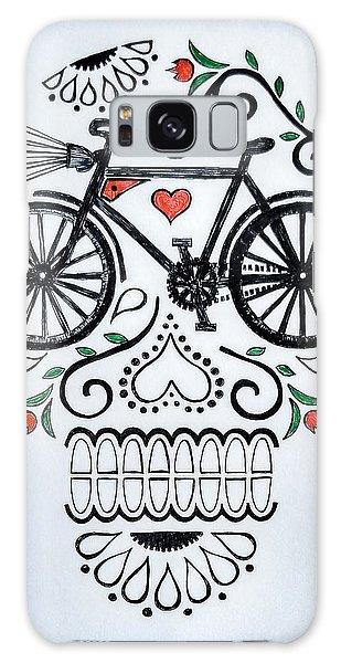 Bike Galaxy Case - Muertocicleta by John Parish