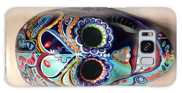 Colorful Life Mask Adode Homes Auction Galaxy Case by Patti Schermerhorn