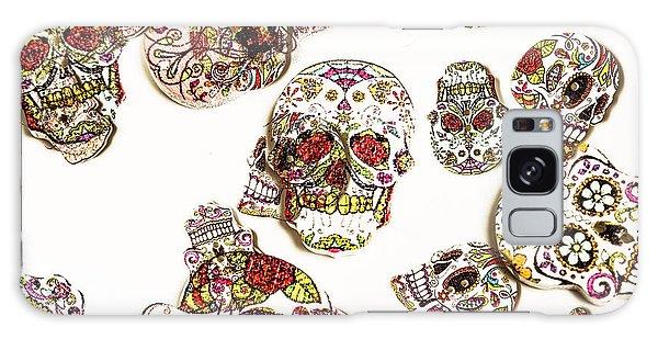 Voodoo Galaxy Case - Dia De Muertos by Jorgo Photography - Wall Art Gallery