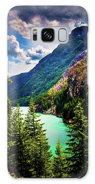Diablo Lake Galaxy Case