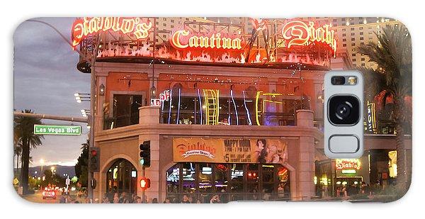 Diablo's Cantina In Las Vegas Galaxy Case by RicardMN Photography