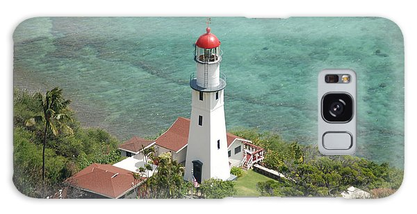 Diamond Head Lighthouse 2 Galaxy Case