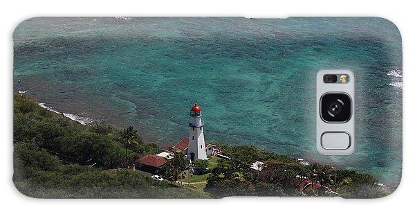 Diamond Head Lighthouse I Galaxy Case
