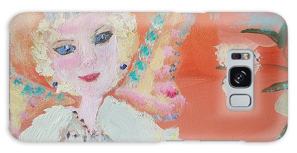 Diana Fairy Charity Galaxy Case by Judith Desrosiers