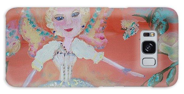 Diana Healing Fairy Galaxy Case by Judith Desrosiers