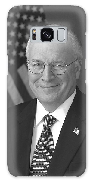 Dick Cheney Galaxy S8 Case - Dick Cheney by War Is Hell Store