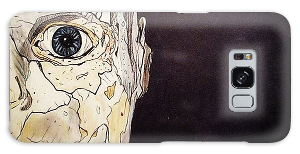 Galaxy Case - Did You Realize No One Can See Inside Your View by Russell Boyle