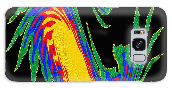 Digital Art 10 Galaxy Case