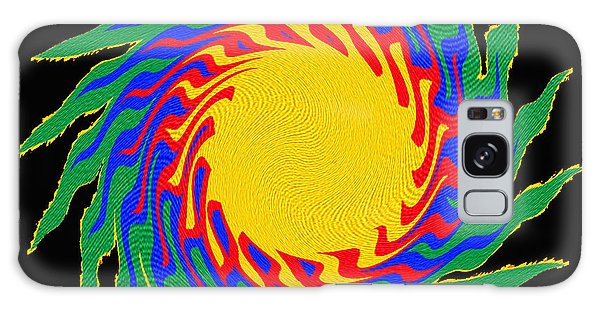 Digital Art 9 Galaxy Case