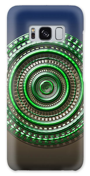 Digital Art Dial 3 Galaxy Case